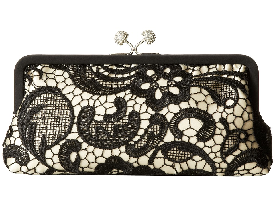 Nina - Airla (Champagne/Black) Handbags