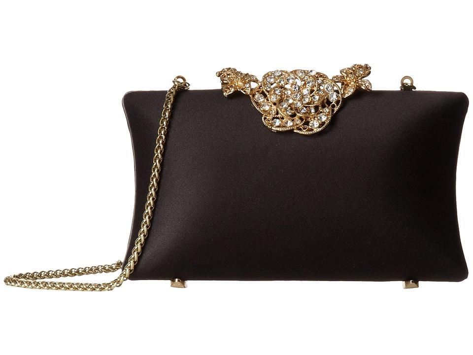 Nina - Freeport (Black/Gold) Handbags
