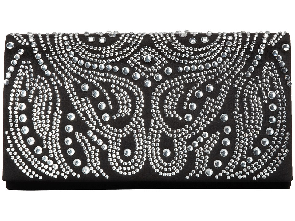 Nina - Adelaid (Black/Silver) Handbags