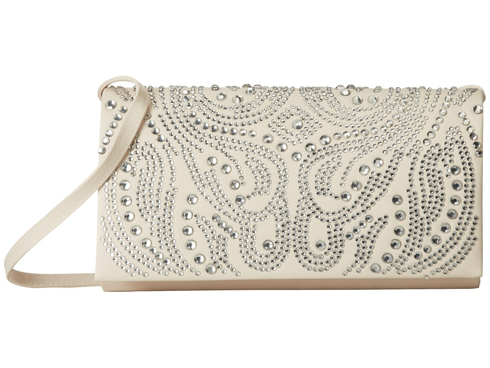 Nina - Adelaid (Champagne/Silver) Handbags