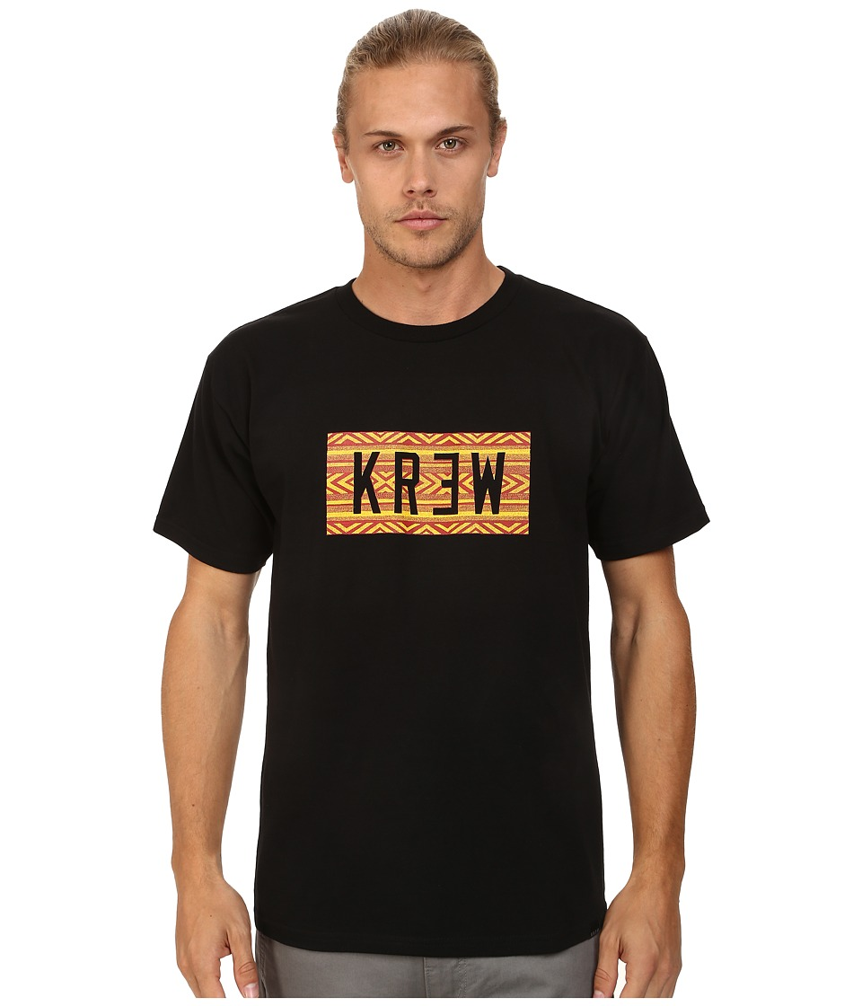 KR3W - Mantilla Tee (Black) Men