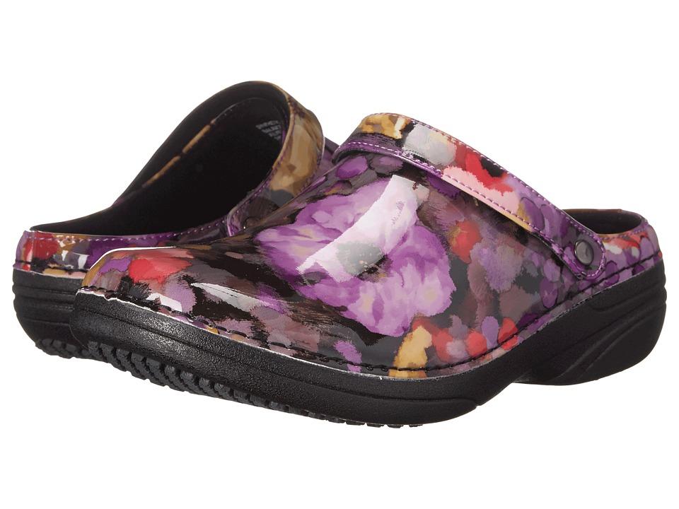 Spring Step - Kilkenny (Purple Multi Print) Women