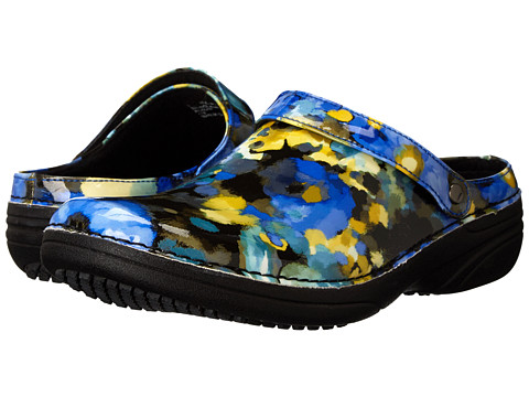 Spring Step - Kilkenny (Blue Multi Print) Women's Shoes