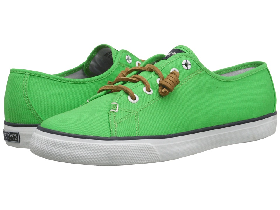 Sperry Top-Sider - Seacoast (Green Canvas) Women