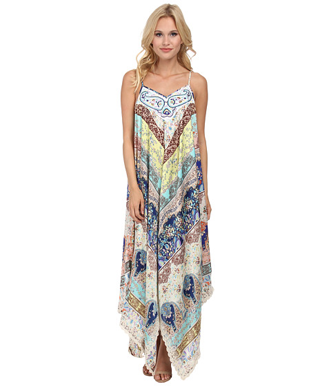 KAS New York - Judyta Maxi Dress (Multi) Women
