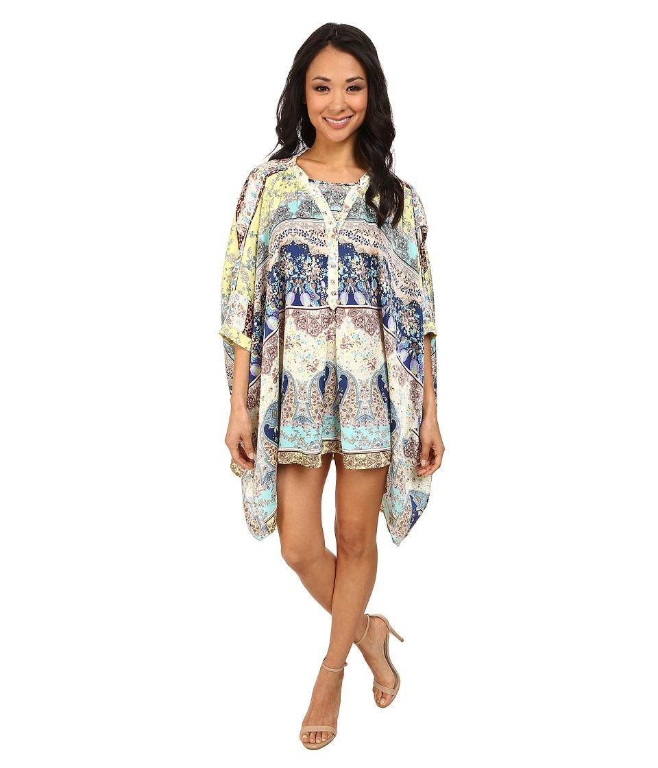 KAS New York - Natasza Tunic Dress (Multi) Women's Dress