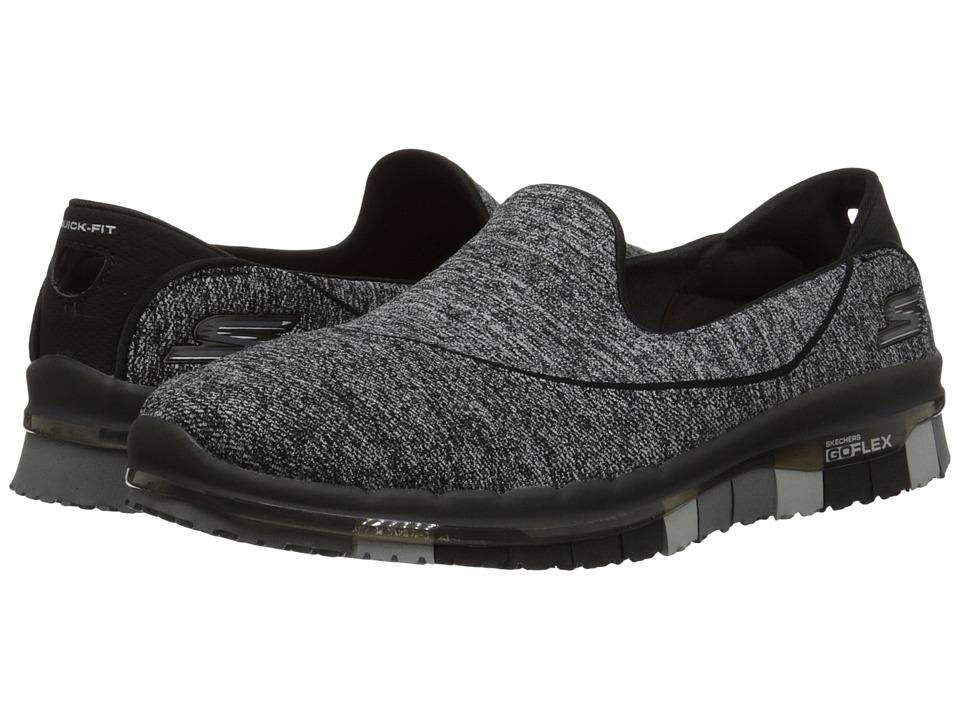 SKECHERS Performance - Go Flex (Black) Women's Shoes