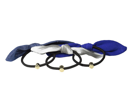 Kate Spade New York - Hair Tie Set (Blue Multi) Hair Ties