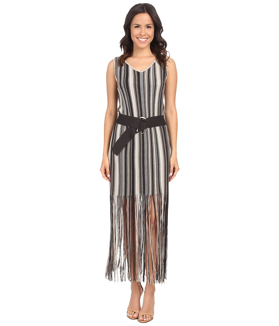 NIC+ZOE - Fun Fringe Dress (Multi) Women's Dress