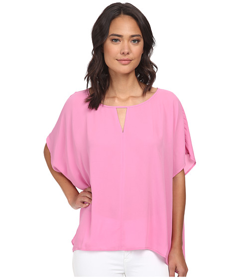 Christin Michaels - Poncho (Pink) Women