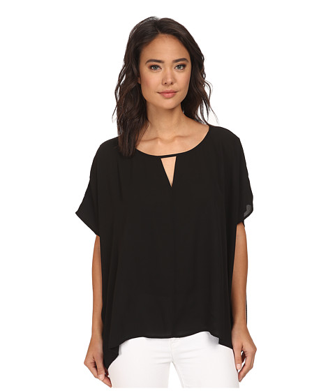 Christin Michaels - Poncho (Black) Women