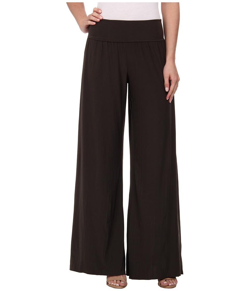 NIC+ZOE - Feel Good Pants (Dark Truffle) Women