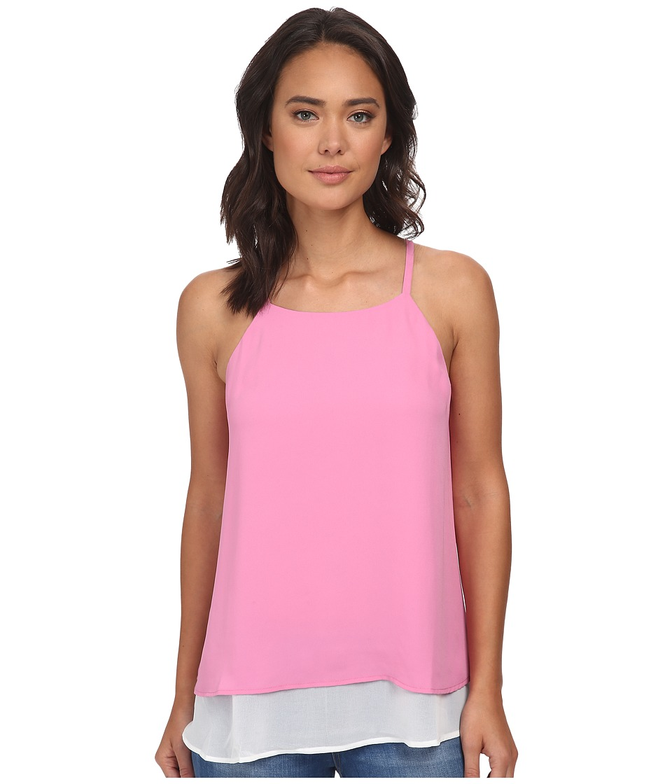 Gabriella Rocha - Double Layer Camisole (Pink/White) Women