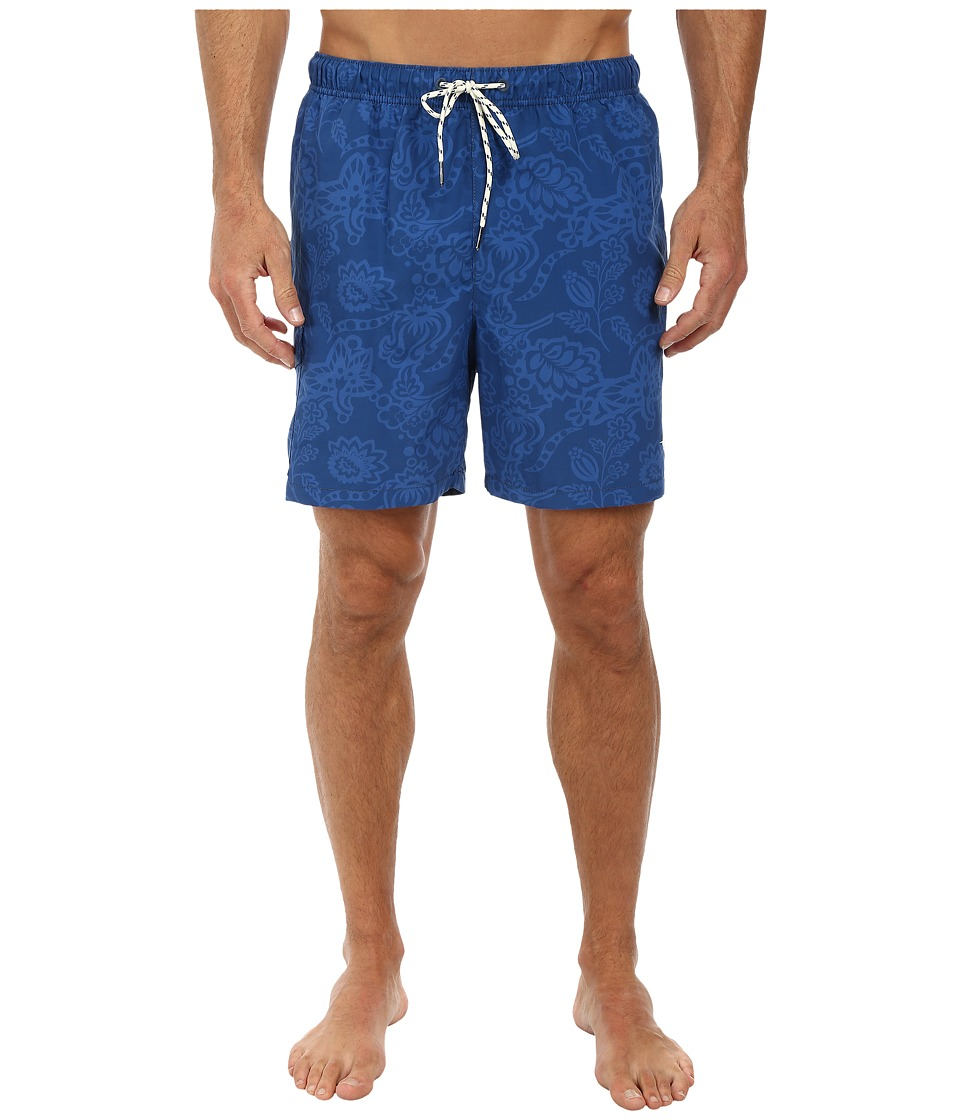 Tommy Bahama - Naples Tropics 6 Volley Swim Trunks (Cadet) Men