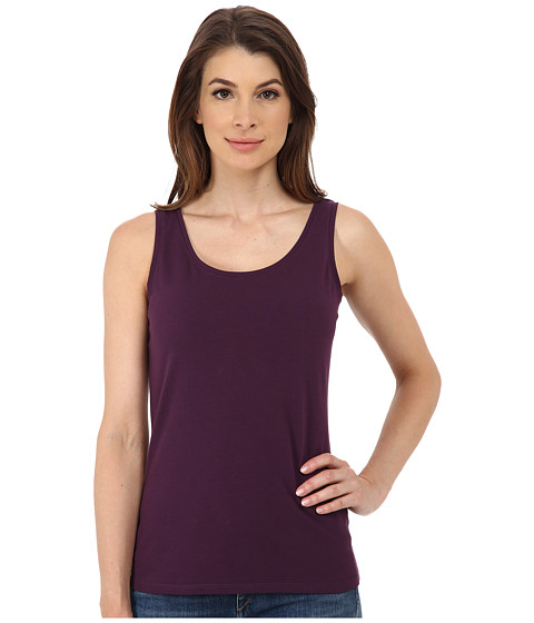 NIC+ZOE - Perfect Tank Top (Vintage Grape) Women