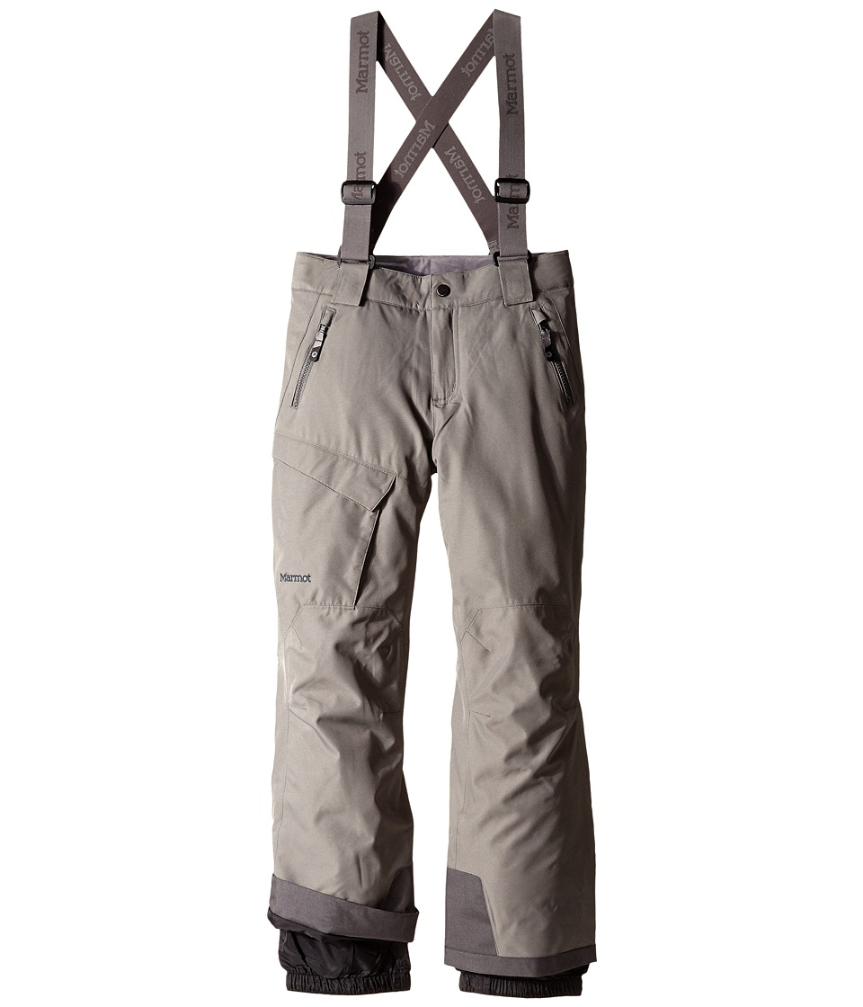 Marmot Kids - Boys' Edge Insulated Pant (Little Kids/Big Kids) (Cinder) Boy's Outerwear