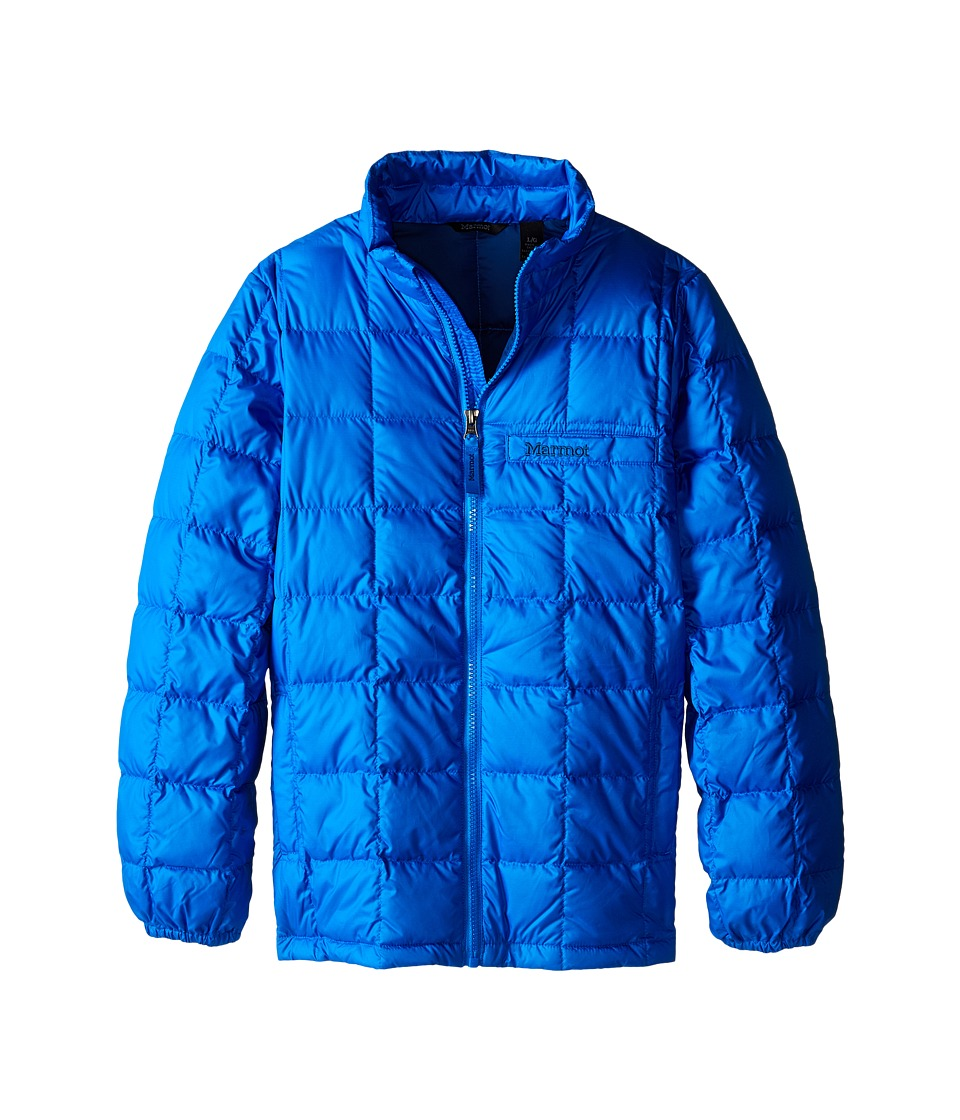 Marmot Kids - Boy's Ajax Jacket (Little Kids/Big Kids) (Cobalt Blue) Boy's Jacket