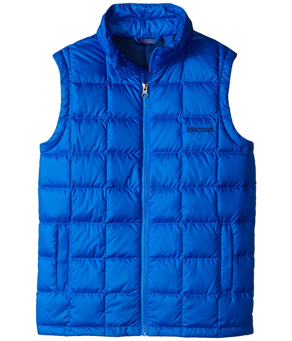Marmot Kids - Ajax Vest (Little Kids/Big Kids) (Cobalt Blue) Boy's Vest