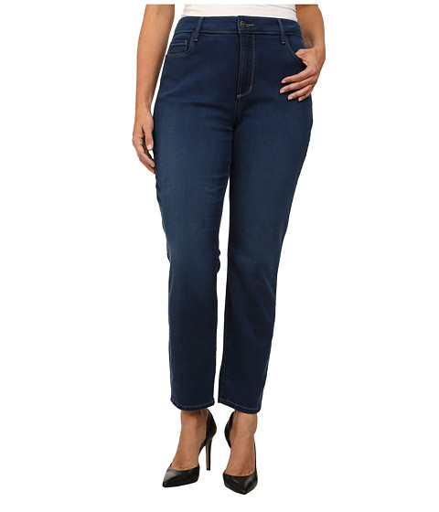 NYDJ Plus Size - Plus Size Jade Super Stretch Legging in Wagner (Wagner) Women's Jeans