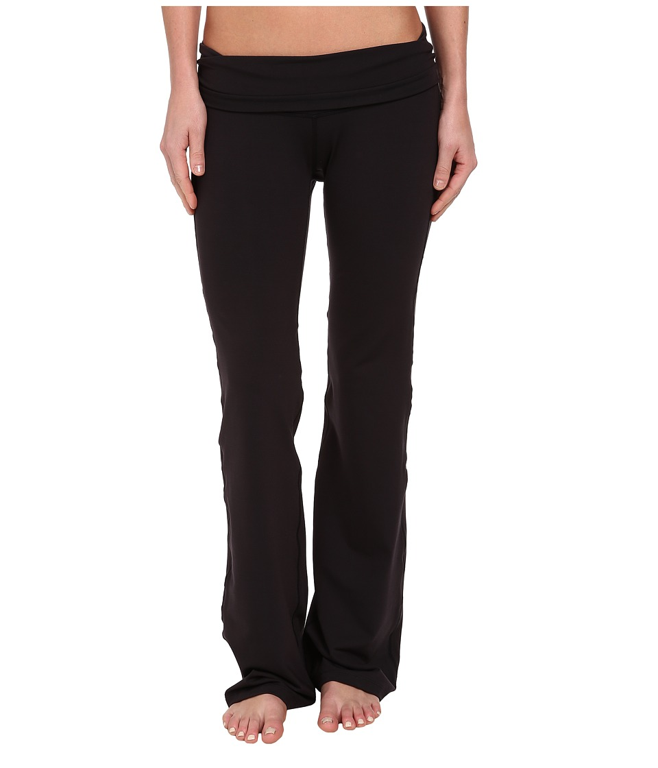 COZY ORANGE - Wanderlust Pants (Raven Black) Women