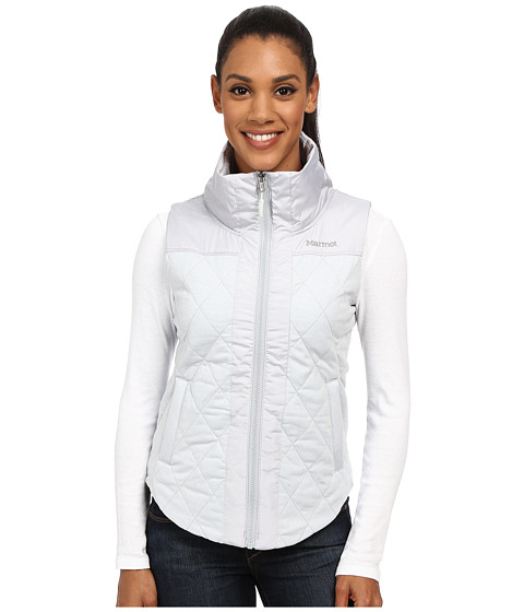 Marmot - Abigal Vest (Silver Heather) Women's Vest