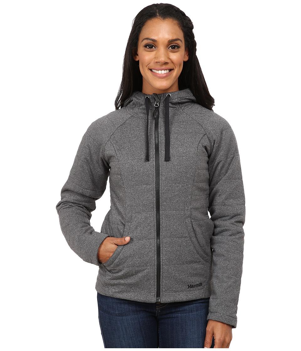 Marmot - Corey Hoodie (Black) Women's Sweatshirt