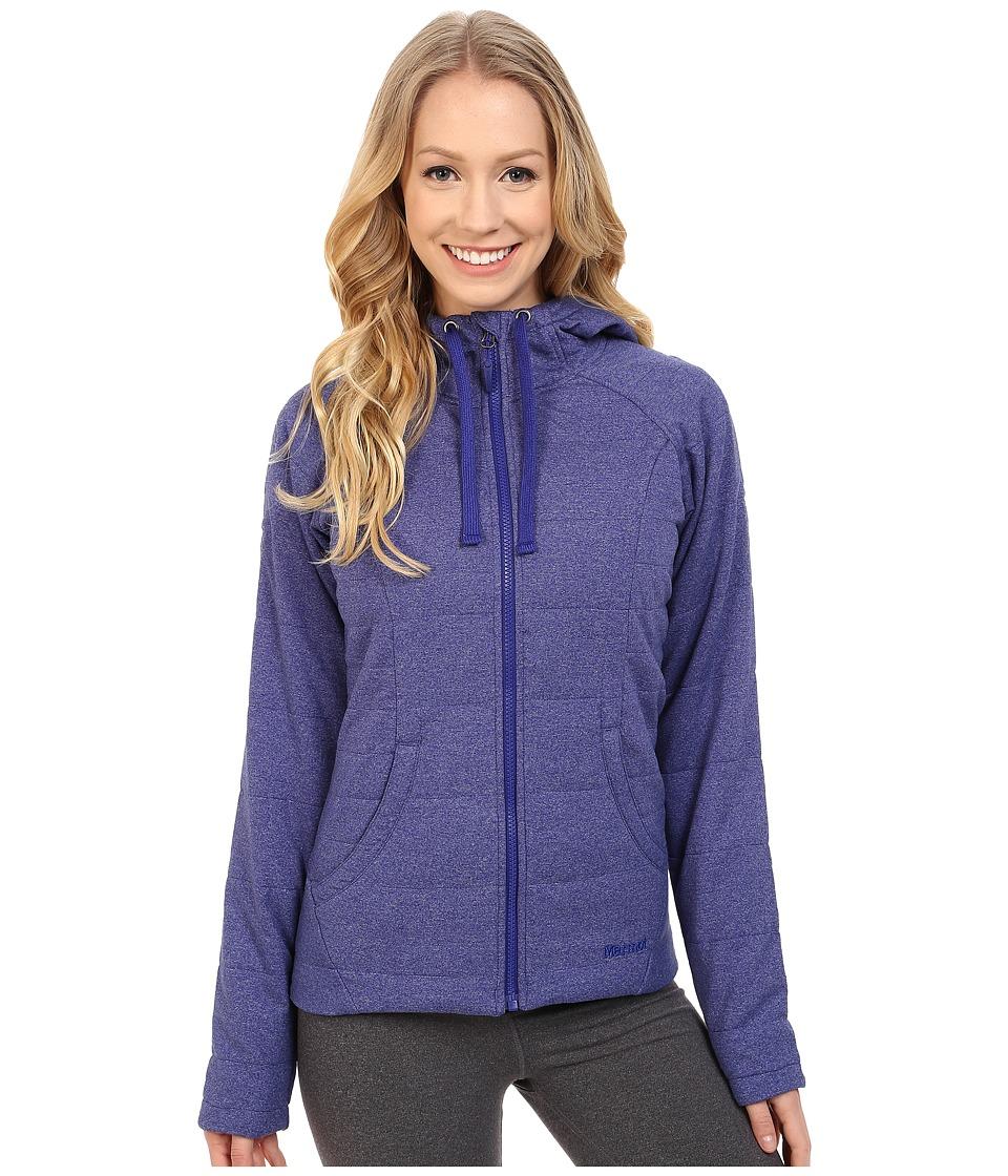 Marmot - Corey Hoodie (Arctic Navy/Midnight Purple) Women's Sweatshirt