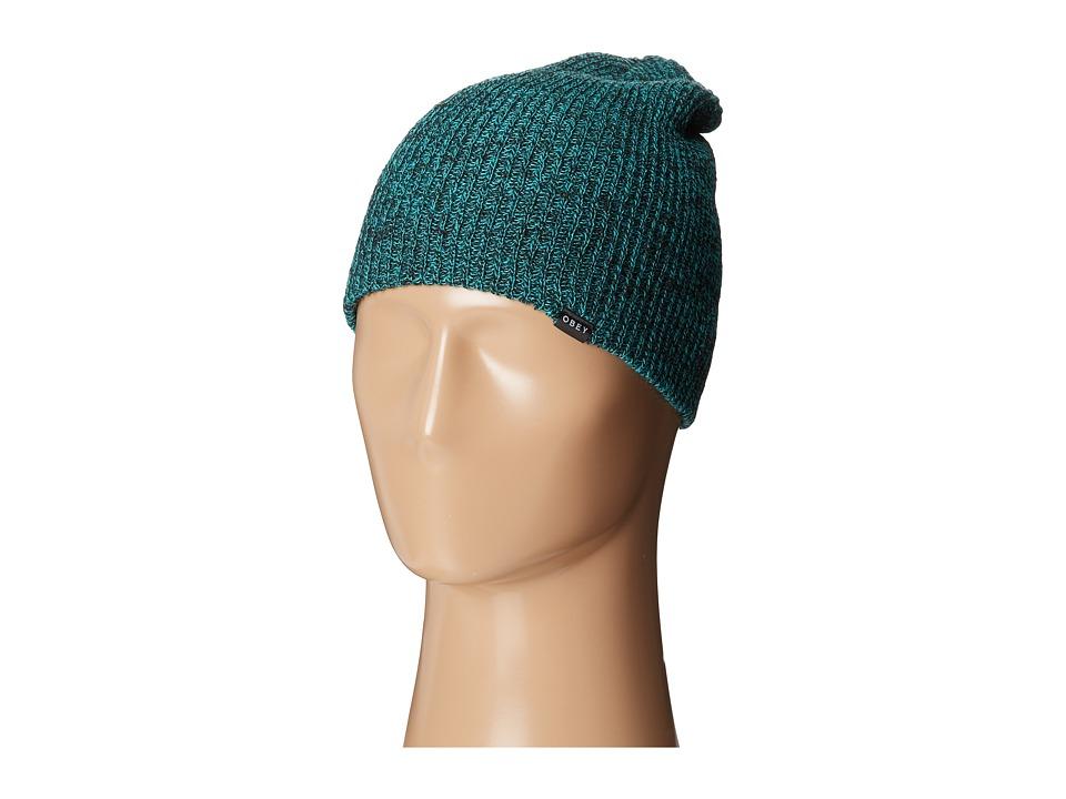Obey - Arcadia Beanie (Green) Beanies