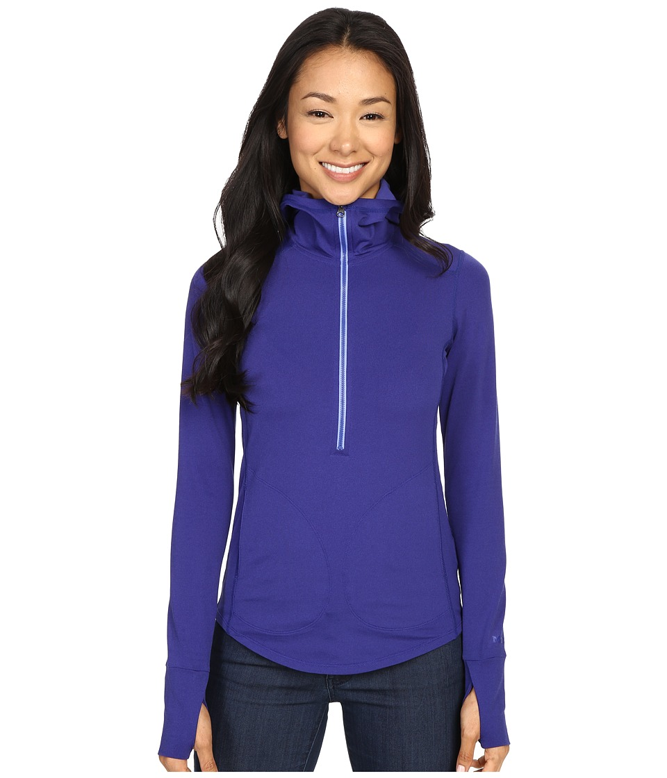 Marmot - Recovery Hoodie (Gemstone) Women's Sweatshirt