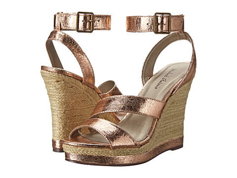 Michael Antonio - Gate (Bronze) Women's Wedge Shoes