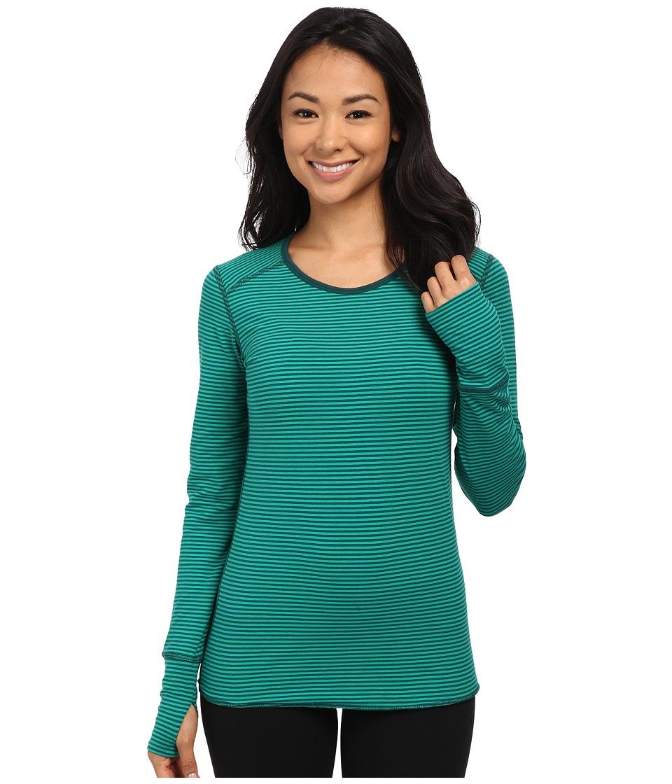 Marmot - Hannah Reversible LS (Gator) Women's Long Sleeve Pullover
