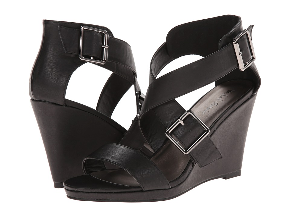 Michael Antonio - Kendrick (Black) Women's Wedge Shoes