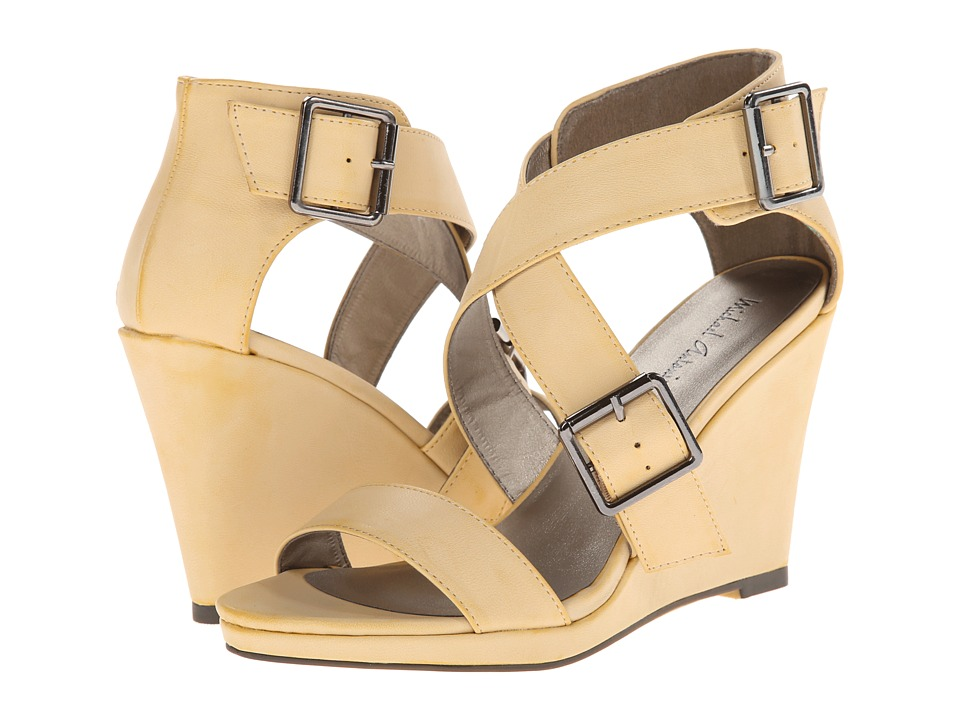 Michael Antonio - Kendrick (Natural) Women's Wedge Shoes