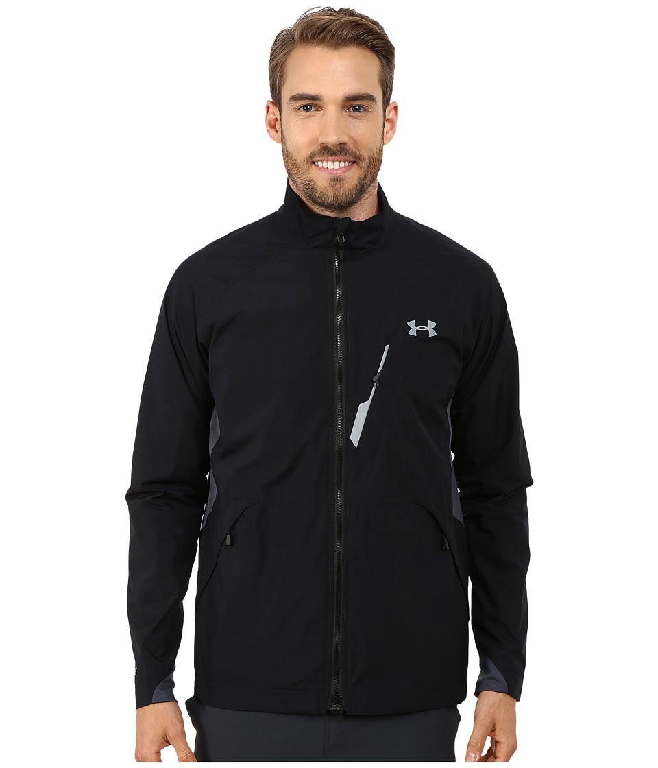 Under Armour - UA CGI Shadow Jacket (Black) Men's Coat