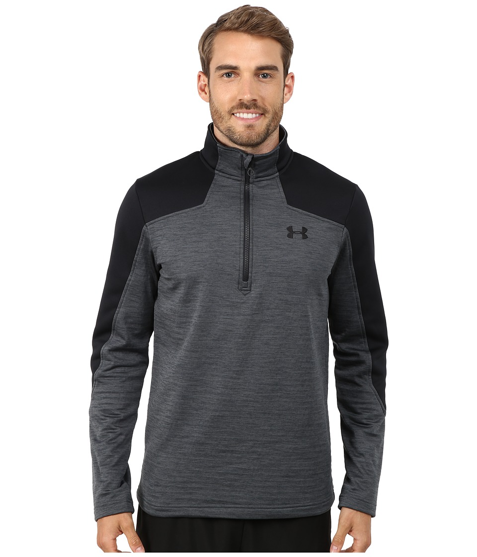 Under Armour - UA Gamut 1/4 Zip (Stealth Gray) Men's Fleece