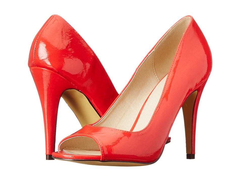Michael Antonio - Ladie (Red) Women's 1-2 inch heel Shoes