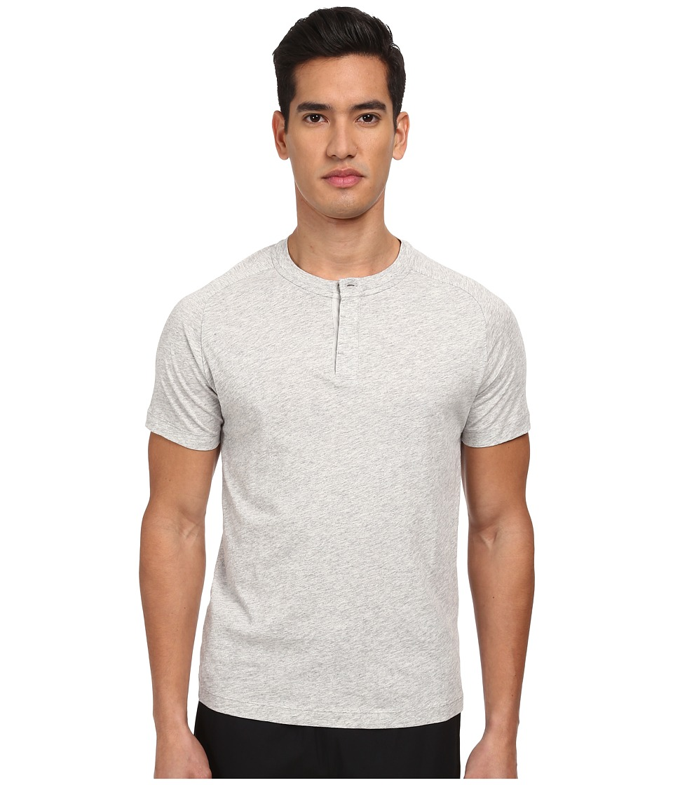 Theory - Venn H T Shirt (Light Heather) Men's T Shirt