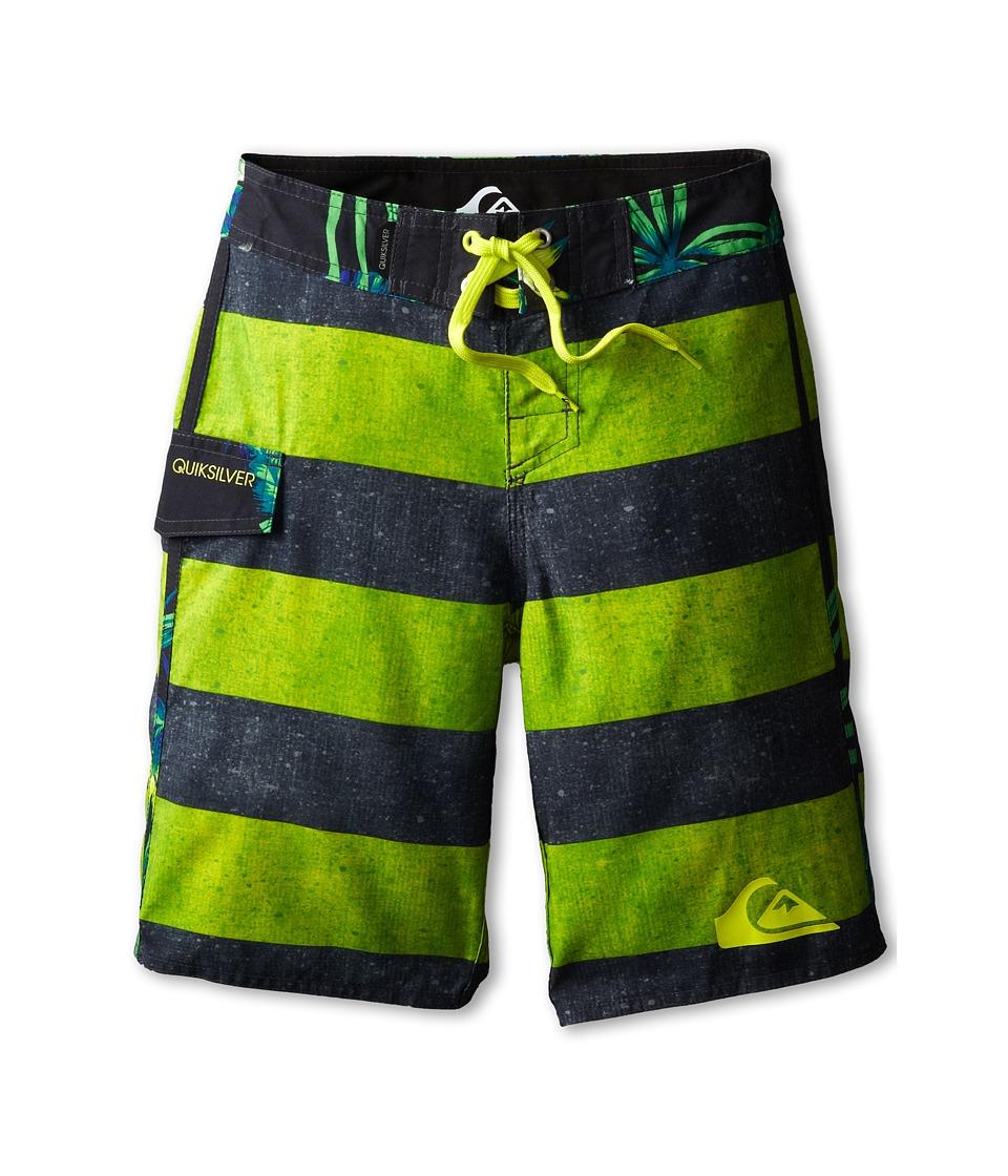 Quiksilver Kids - Everyday Brigg Shorts (Big Kids) (Sulphur Spring) Boy's Shorts