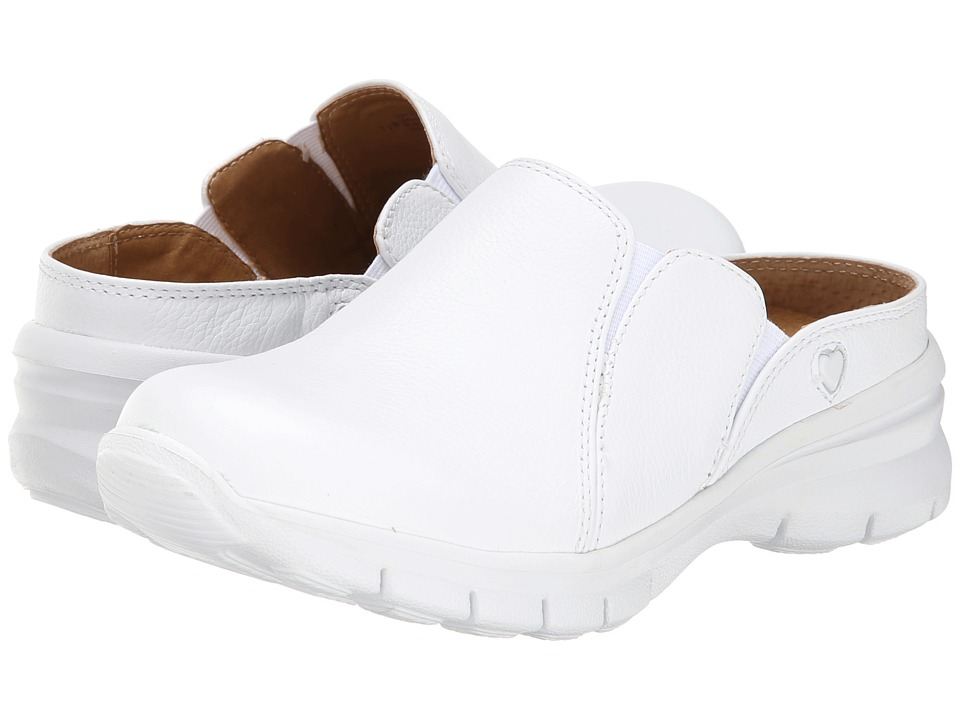 Nurse Mates - Leah (White) Women's Shoes