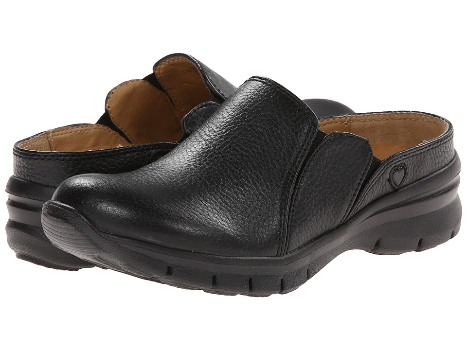 Nurse Mates - Leah (Black) Women's Shoes