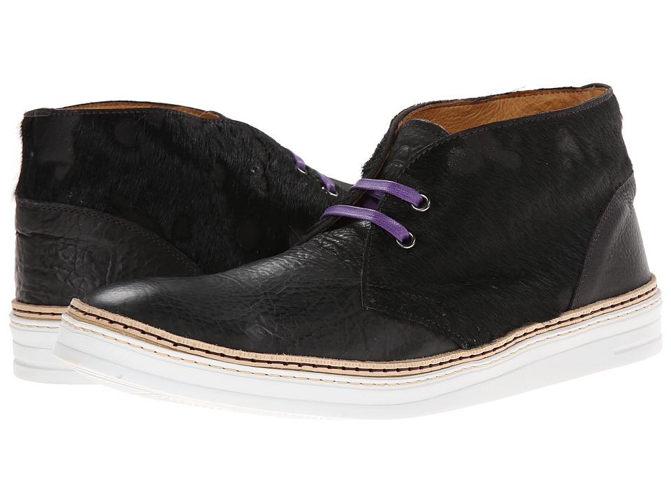 Robert Graham - Horace (Black) Men's Shoes