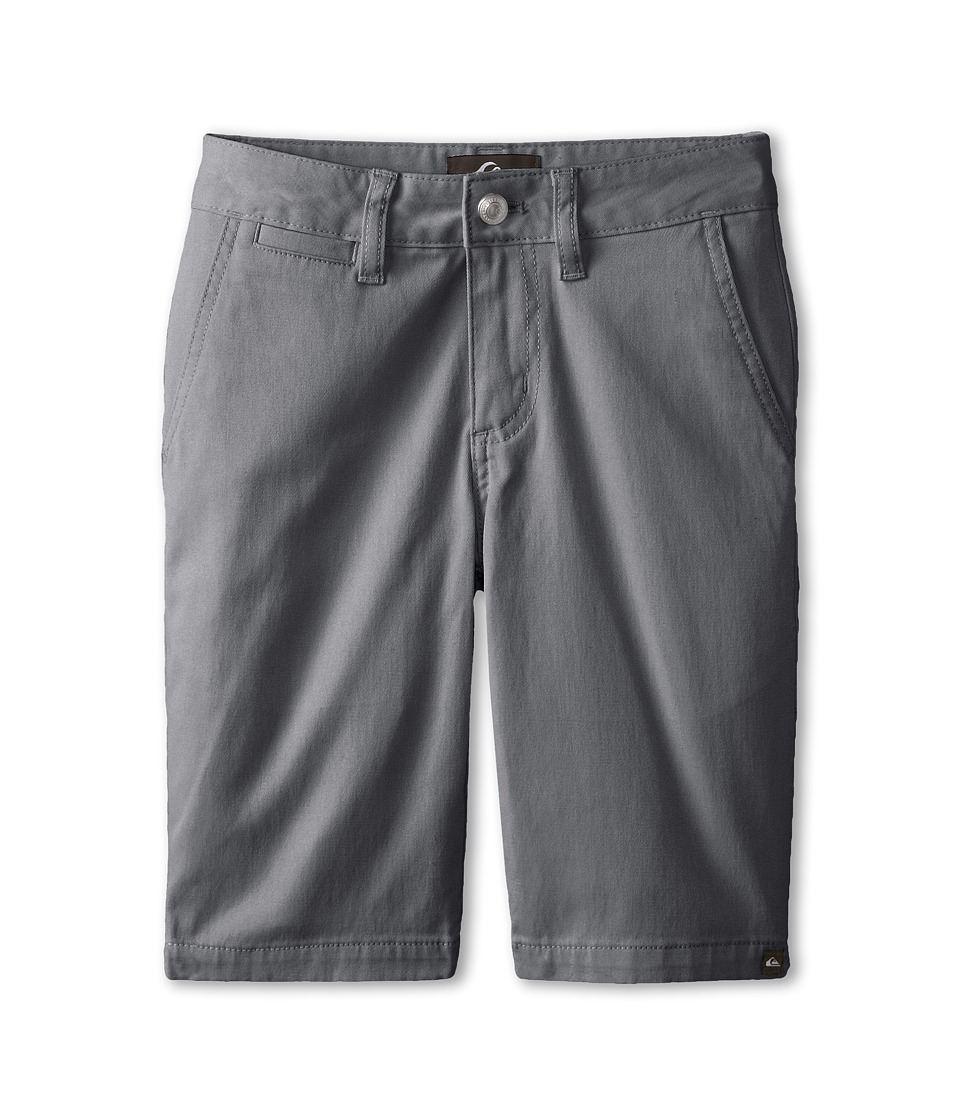 Quiksilver Kids - Union Chino Short (Big Kids) (Castlerock) Boy's Shorts