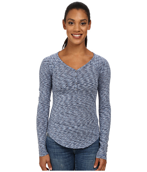 Marmot - Mackenzie Henley Long Sleeve (Arctic Navy) Women's Long Sleeve Pullover
