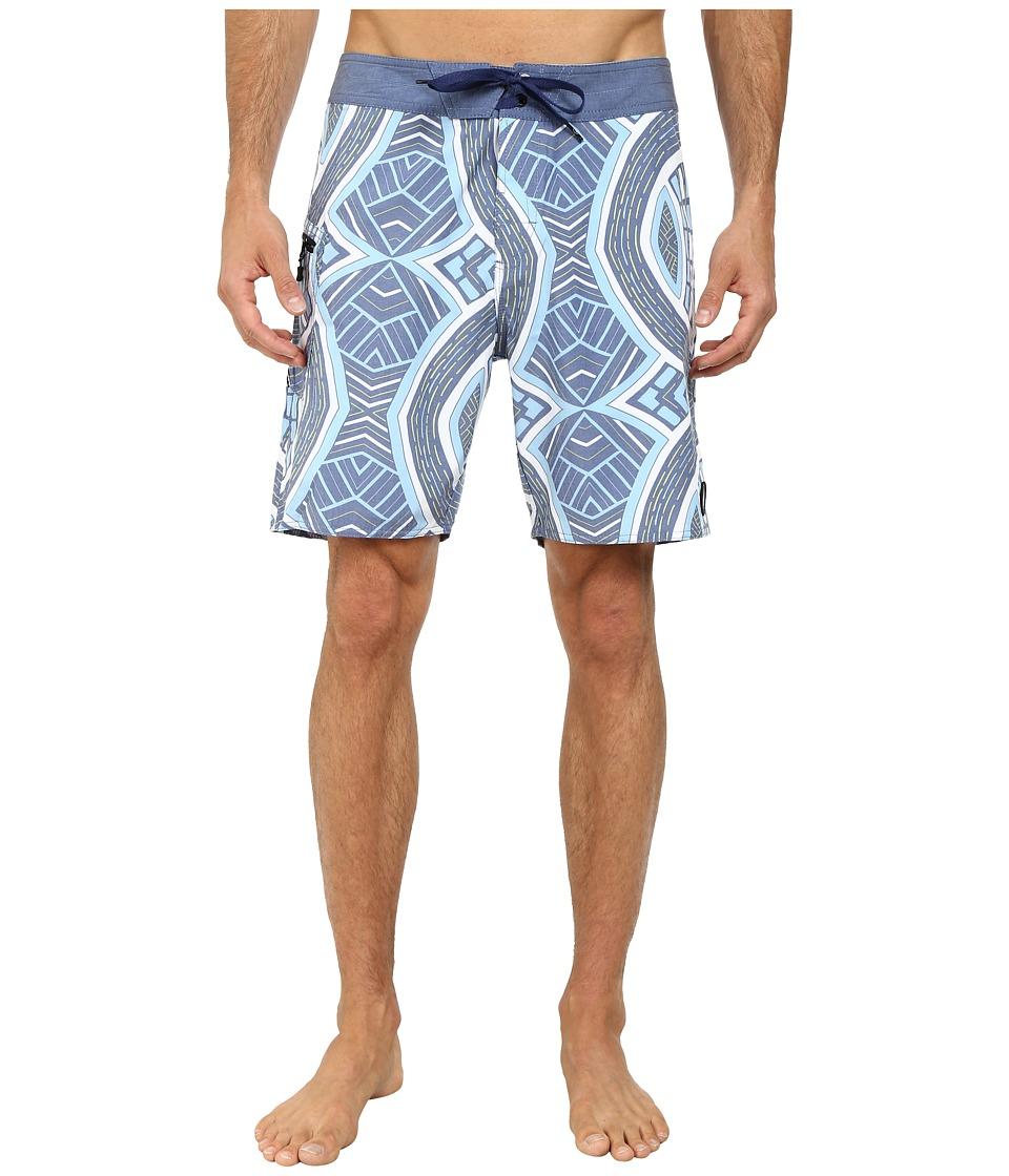 Volcom - Mo Benefit Boardshort (Matured Blue) Men's Swimwear