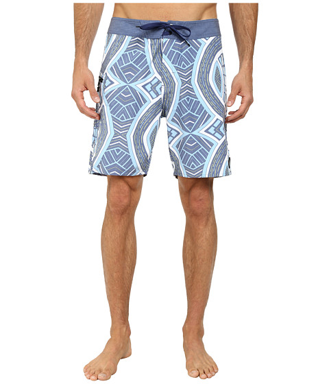 Volcom - Mo Benefit Boardshort (Matured Blue) Men's Swimwear