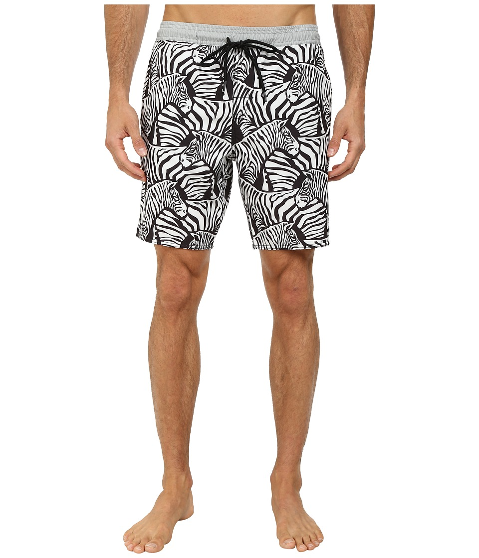 Volcom - Above Board Boardshort (Black) Men's Swimwear