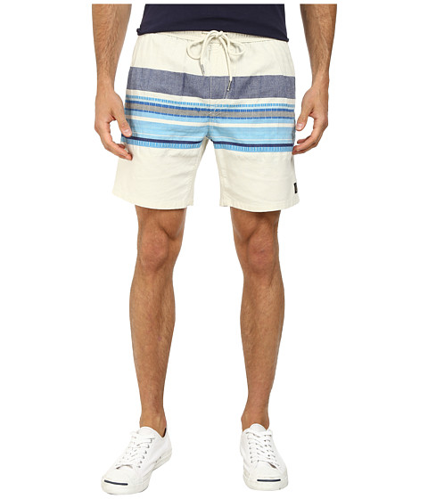 Volcom - Neo Nuevo Short (White) Men's Shorts