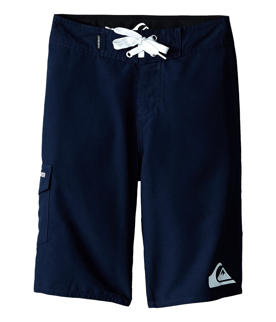 Quiksilver Kids - Everyday 21 Boardshort (Big Kids) (Navy Blazer) Boy's Swimwear