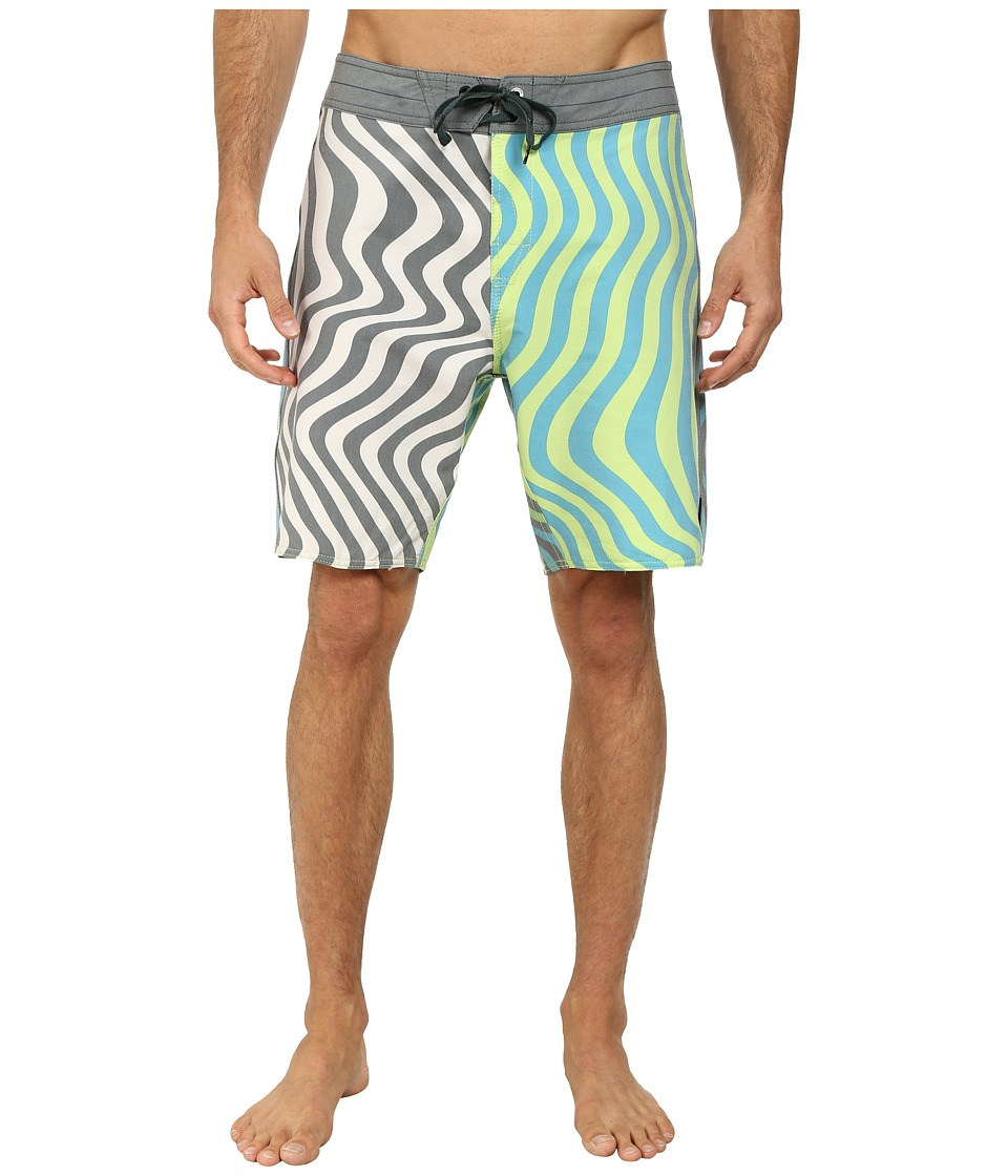 Volcom - Spangler Boardshort (Expedition Green) Men's Swimwear