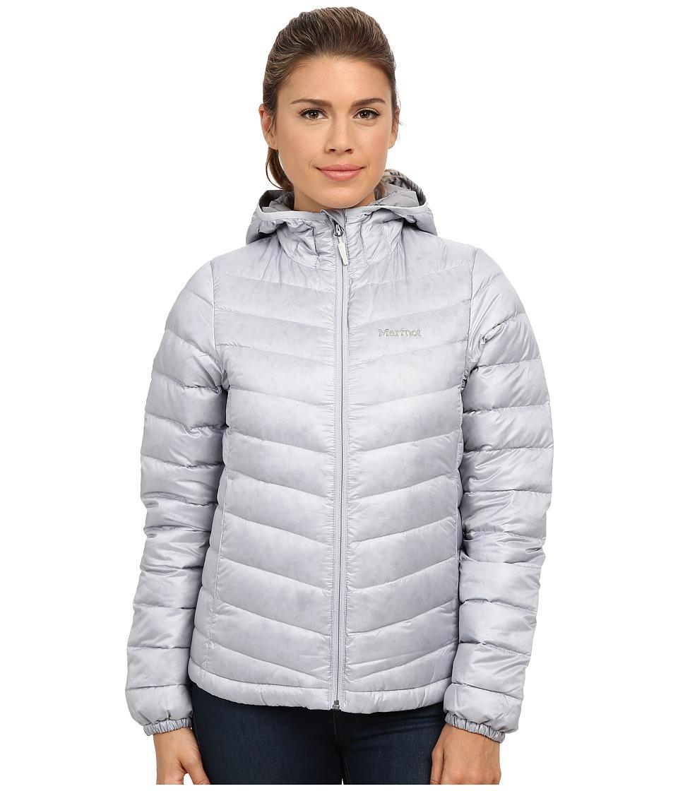 Marmot - Jena Hoody (Silver) Women's Coat